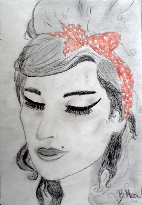 Amy Winehouse por BreeMeow